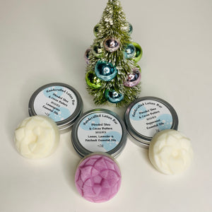 Lotion Bar Trio Gift Set