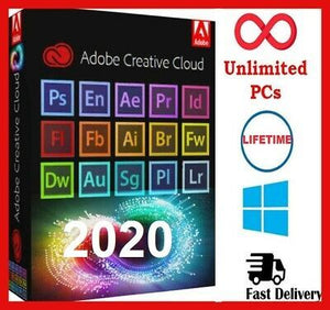 Adobe Master Collection CC 2020