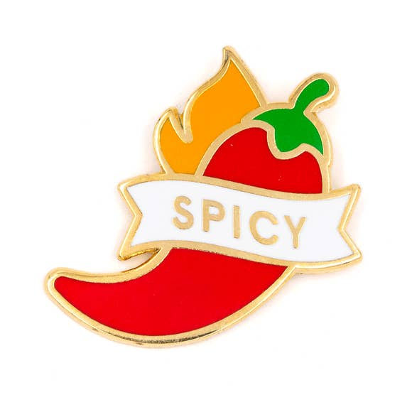 Spicy Pepper Pin