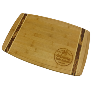 Adams Rib Rubb Cutting Board