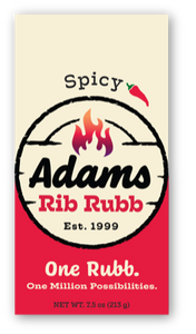 Spicy Rubb Bundle 8