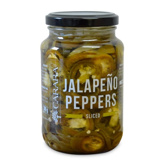 JALAPEÑO PEPPERS - SLICED 375ML