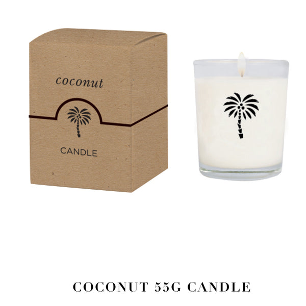 COCONUT SOY CANDLE 55g