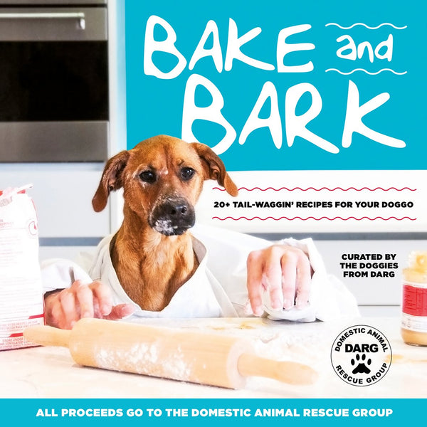 DARG'S BAKE & BARK DOGGO COOKBOOK