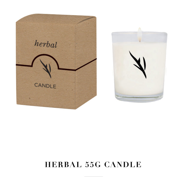 HERBAL SOY CANDLE 55g