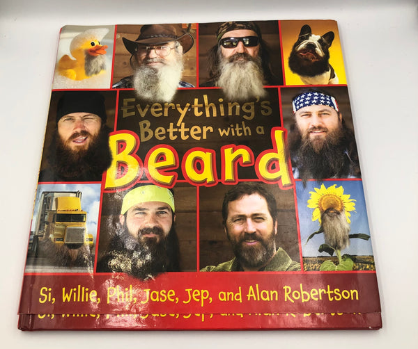 """The Robertson Brothers"" - EVERYTHING'S BETTER WITH A BEARD"