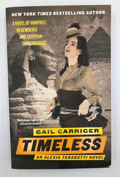 Carriger, Gail - TIMELESS