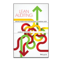 Paterson, James C. - LEAN AUDITING