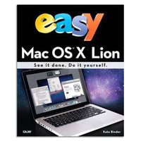 Binder, Kate - EASY MAC OS X LION