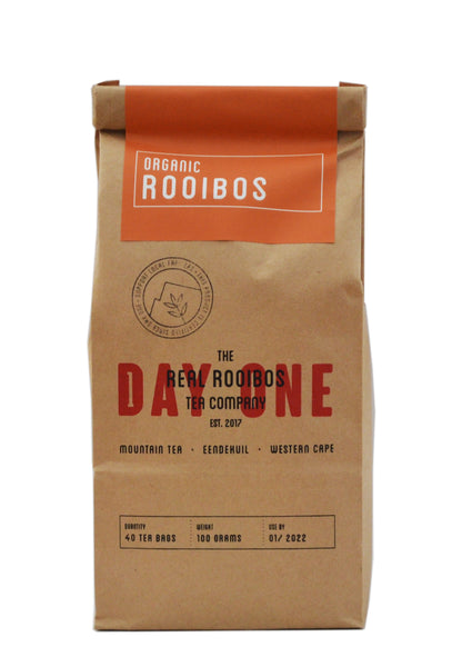 DAY-ONE ORGANIC ROOIBOS 40G