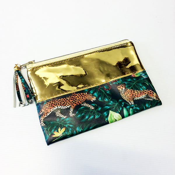 JUNGLE MAKE-UP BAG