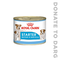 ROYAL CANIN MOTHER & BABYDOG MOUSSE