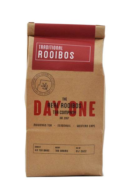 DAY-ONE TRADITIONAL ROOIBOS 40G