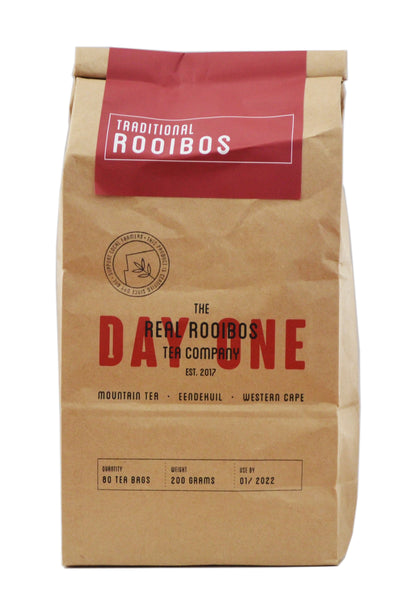 DAY-ONE TRADITIONAL ROOIBOS 80G