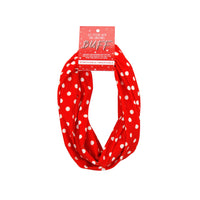 RED POLKA BUFF
