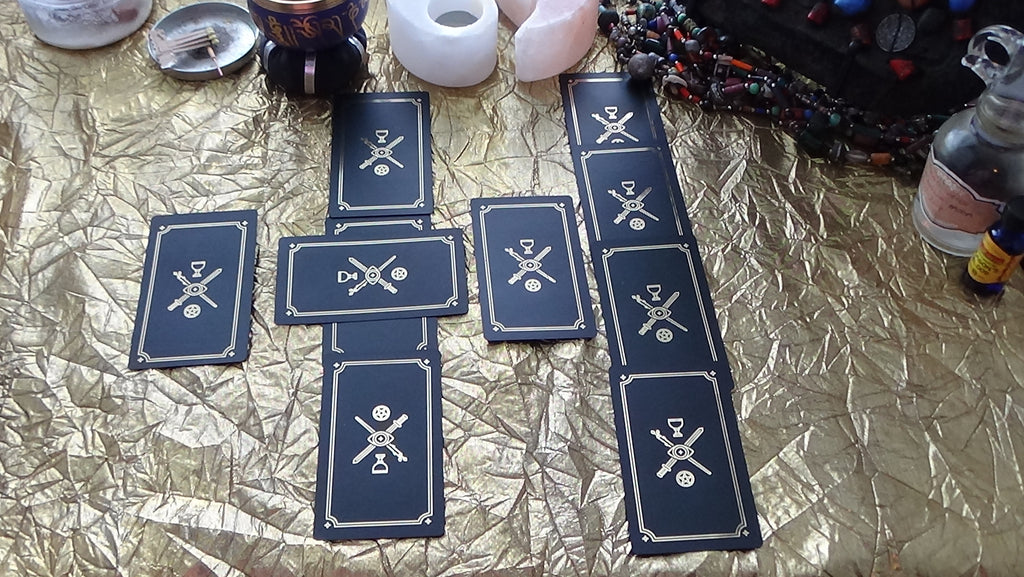 General | Celtic Cross | 10 Cards