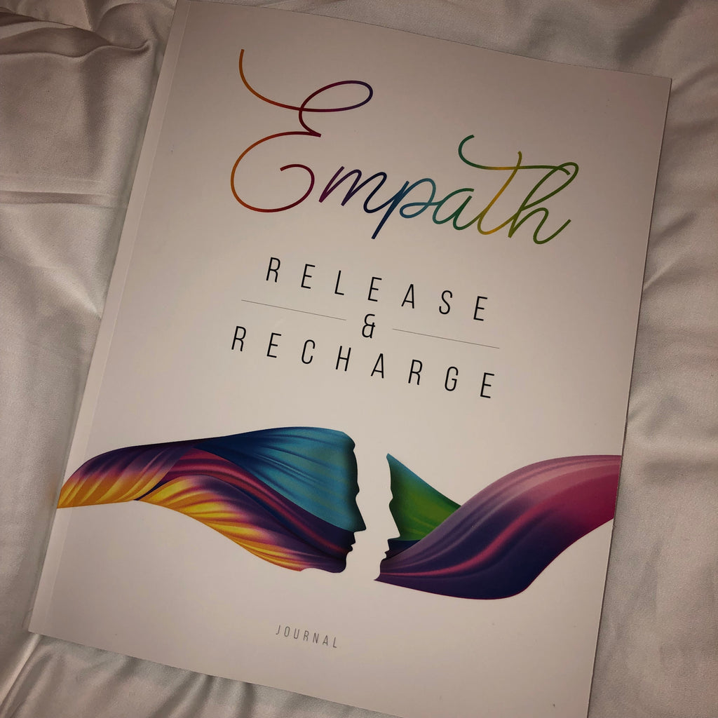 Empath: Release & Recharge - Guided Journal