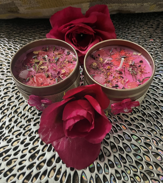Gifted Candles - Self Love