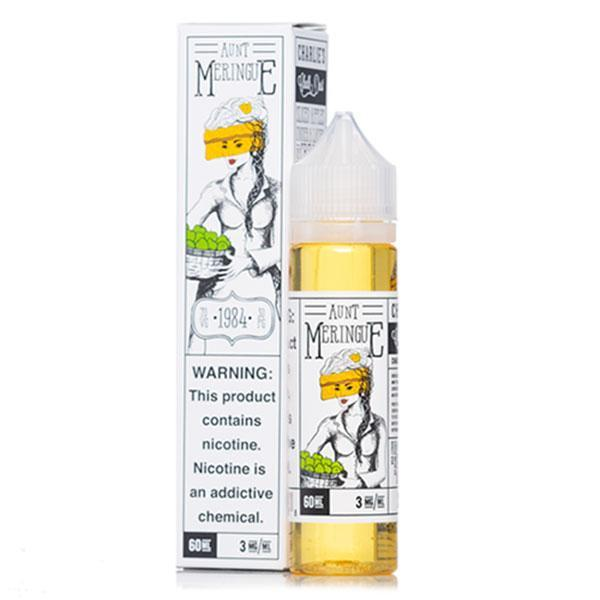 Aunt Meringue by Mr. Meringue E-Liquid