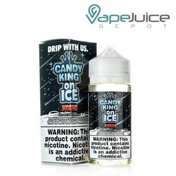 Worms On Ice by Candy King 100ML EJUICE
