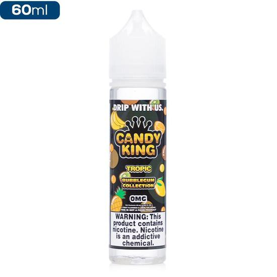 Tropic Twin Pack by Candy King 2x60ML EJUICE