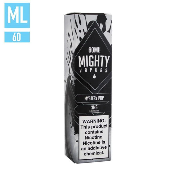 Mystery Pop by Mighty Vapors 60ML