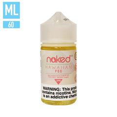 Hawaiian POG by Naked 100 60ML EJUICE