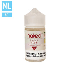 Lava Flow by Naked 100 60ML EJUICE