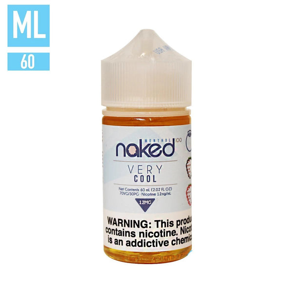 Very Cool by Naked 100 60ML EJUICE