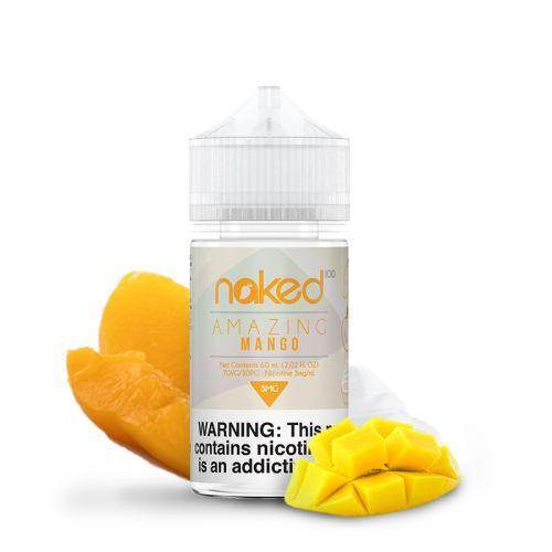 Amazing Mango by Naked 100 60ML EJUICE