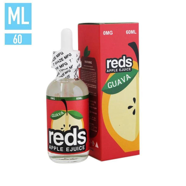 Guava Reds by Reds Apple E-Juice 60ML EJUICE