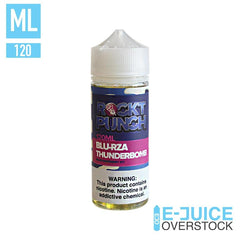 Blu-Rza Thunderbomb by Rockt Punch 120ML EJUICE