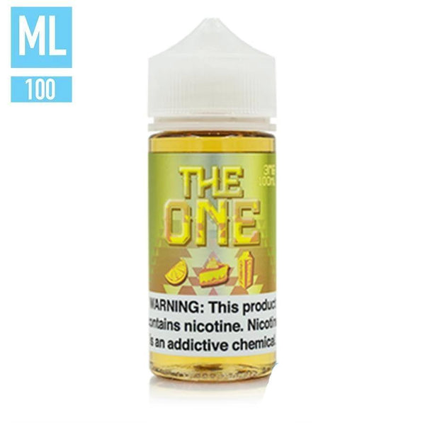 The One Lemon Crumble by Beard Vape Co 100ML