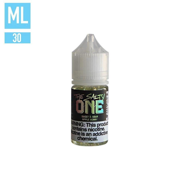 Sweet & Sour by The Salty One 30ML SALTNIC