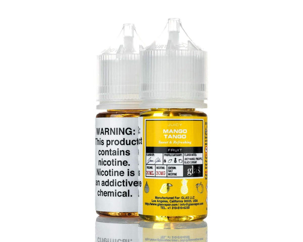 Mango Tango by Glas Basix Salts 30ML SALTNIC