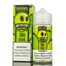Wild Apple by Air Factory 100ML EJUICE