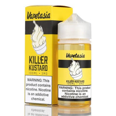 Killer Kustard by Vapetasia 100ML EJUICE