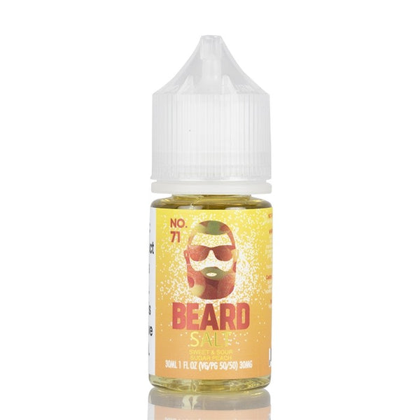 No 71 by Beard Salt 30ML SALTNIC