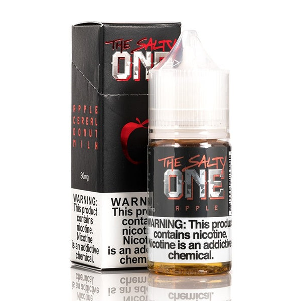 Apple by The Salty One 30ML SALTNIC