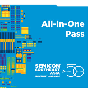 SEMICON SEA 2020 Goes Virtual! Webinar: ALL-in-One Pass