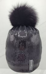Tuque a paillettes