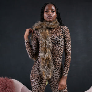 The SEDUCTRESS Faux Fur Scarf