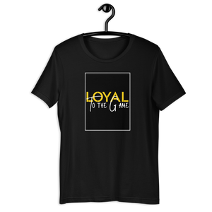 The Loyalty Short-Sleeve Mens T-Shirt
