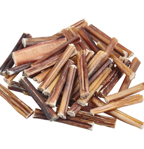100% Natural Bully Sticks - USA Made, FDA and USDA Approved!