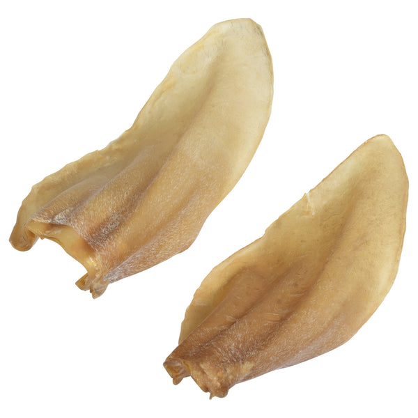 EcoKind Dog Treats and Chews-Whole Cow Ears