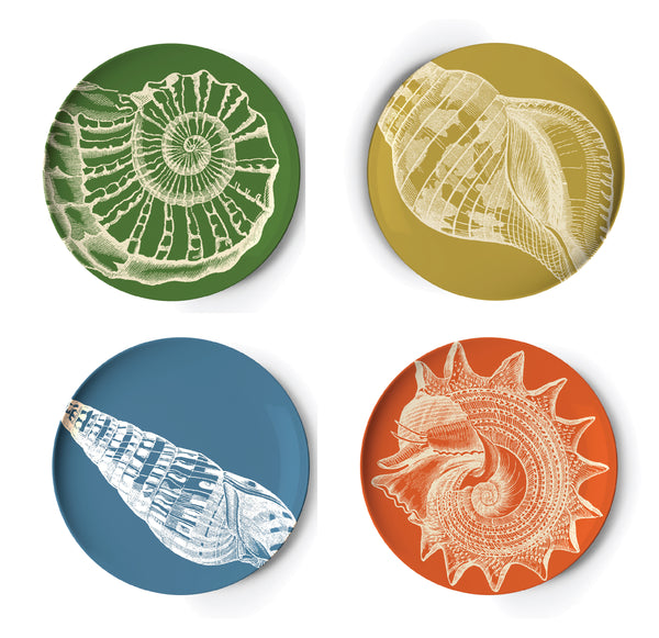 Sealife Coasters S/4