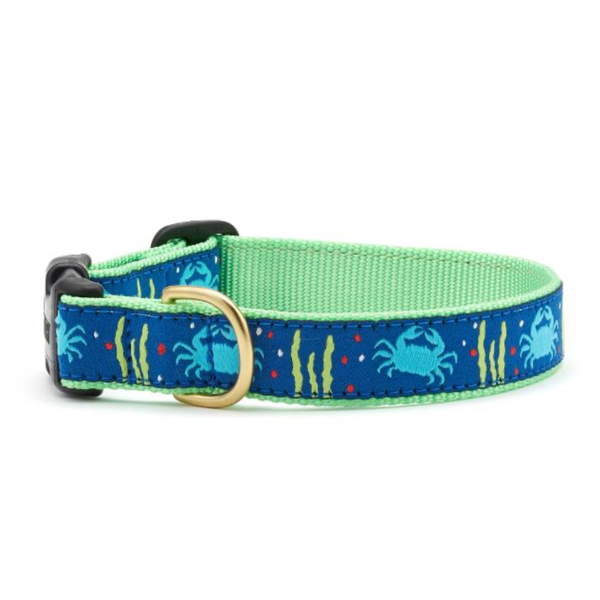 Crab  Dog Collar