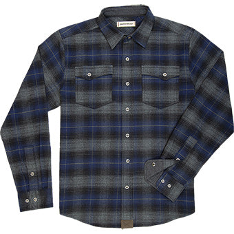 Riley Mid Flannel Shirt