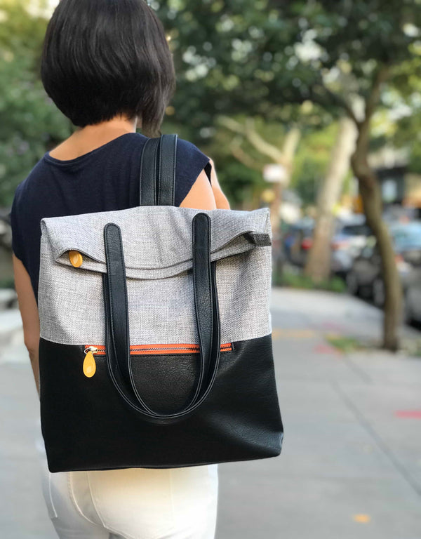Greenpoint Convertible Backpack Tote