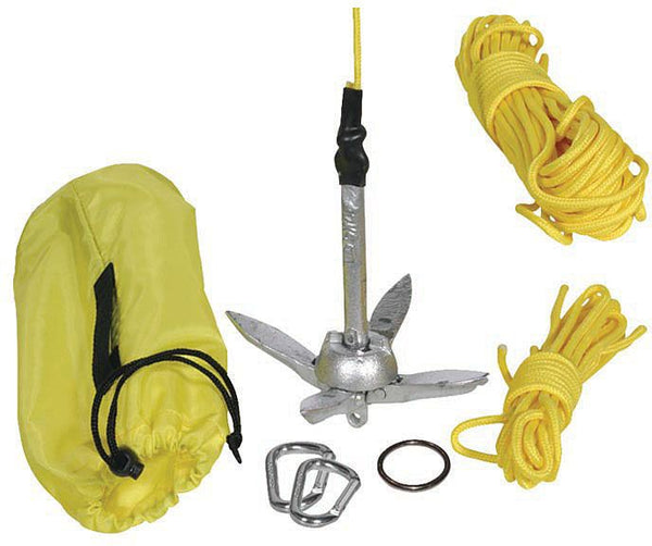 Fishing Kayak Anchor Kit